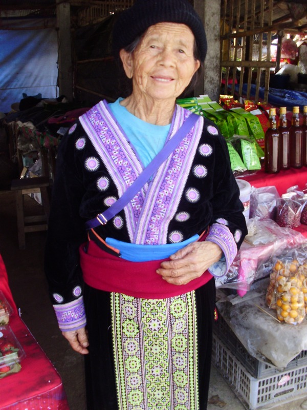 Hmong local market